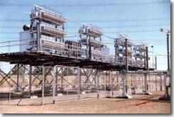 Richmond Terminal Station civil power